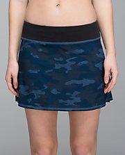 Run: Pace-Setter Skirt HLOS/BLK 8
