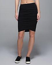 Breezy Skirt BLK/CADE 8