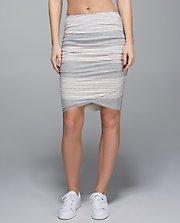Breezy Skirt DOXB/HWHT 8