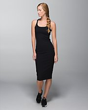 Refresher Racer Dress