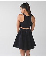 Away Dress BLK 8