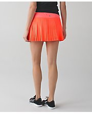 Pleat To Street Skirt II