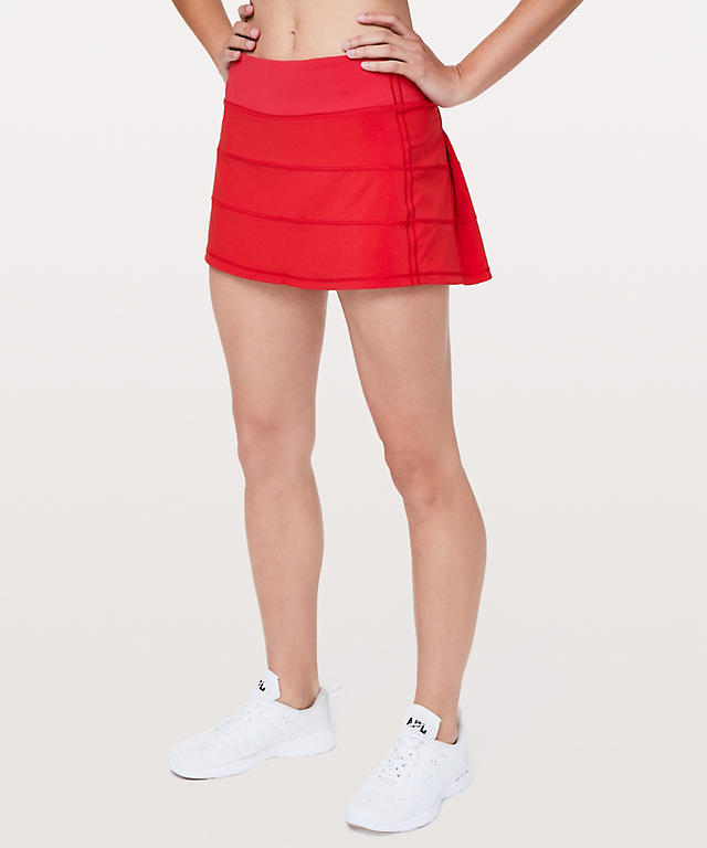 Pace Rival Skirt (Regular) 4-way Stretch 13""