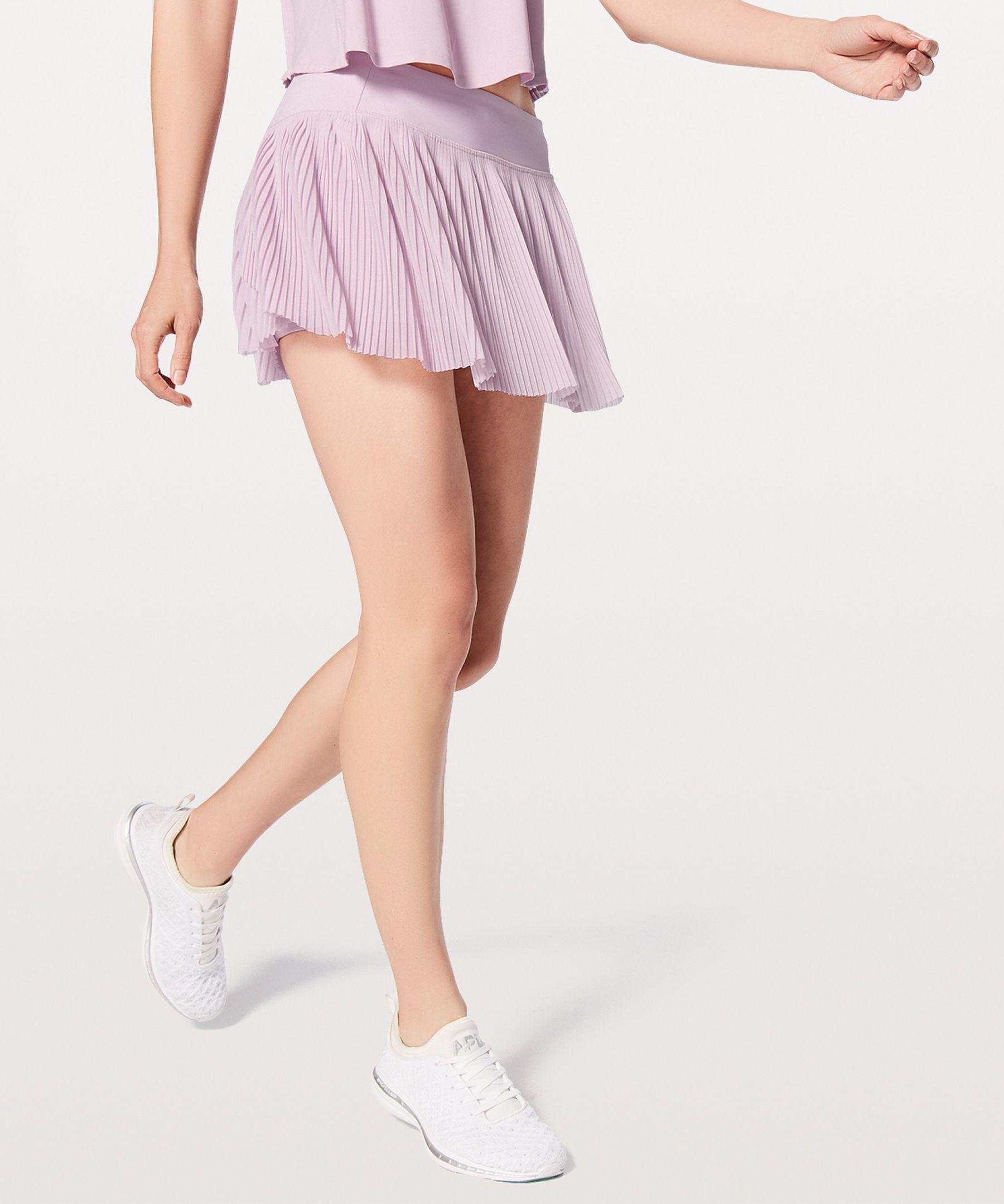 Just Pleat It Skirt