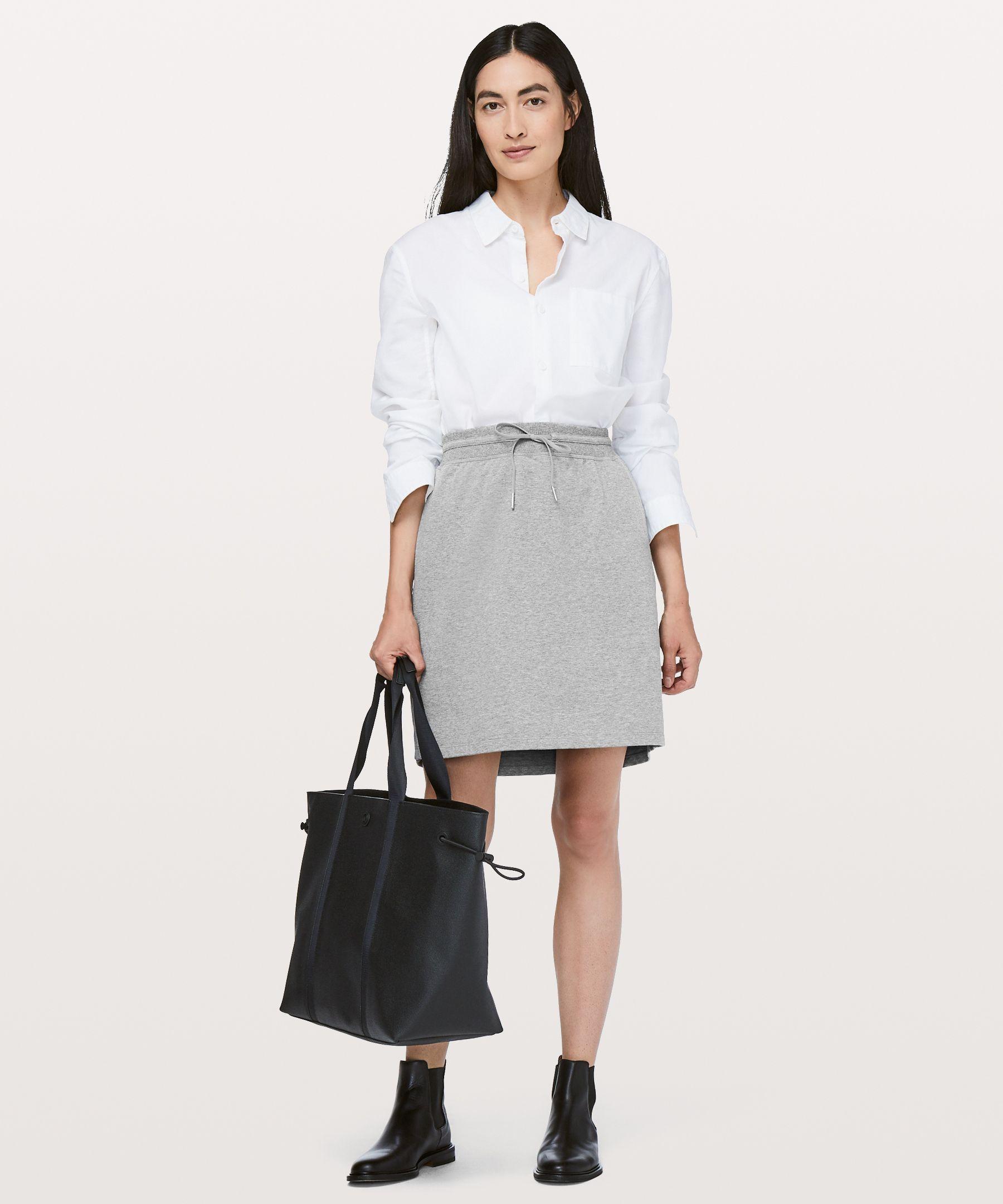 """Start Anew Skirt 21""""New by Lululemon"""