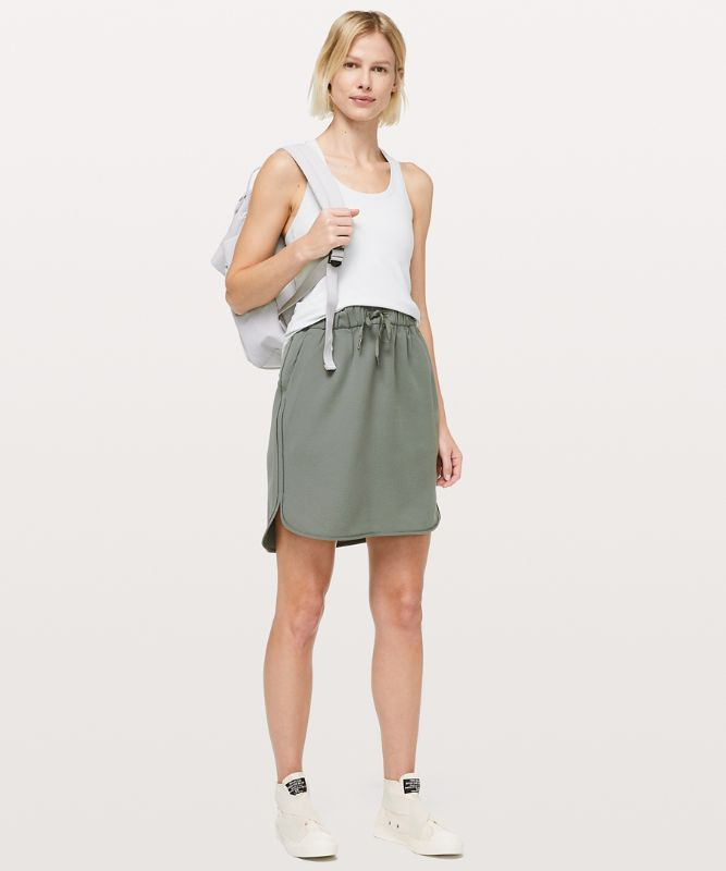 On the Fly Skirt *Woven