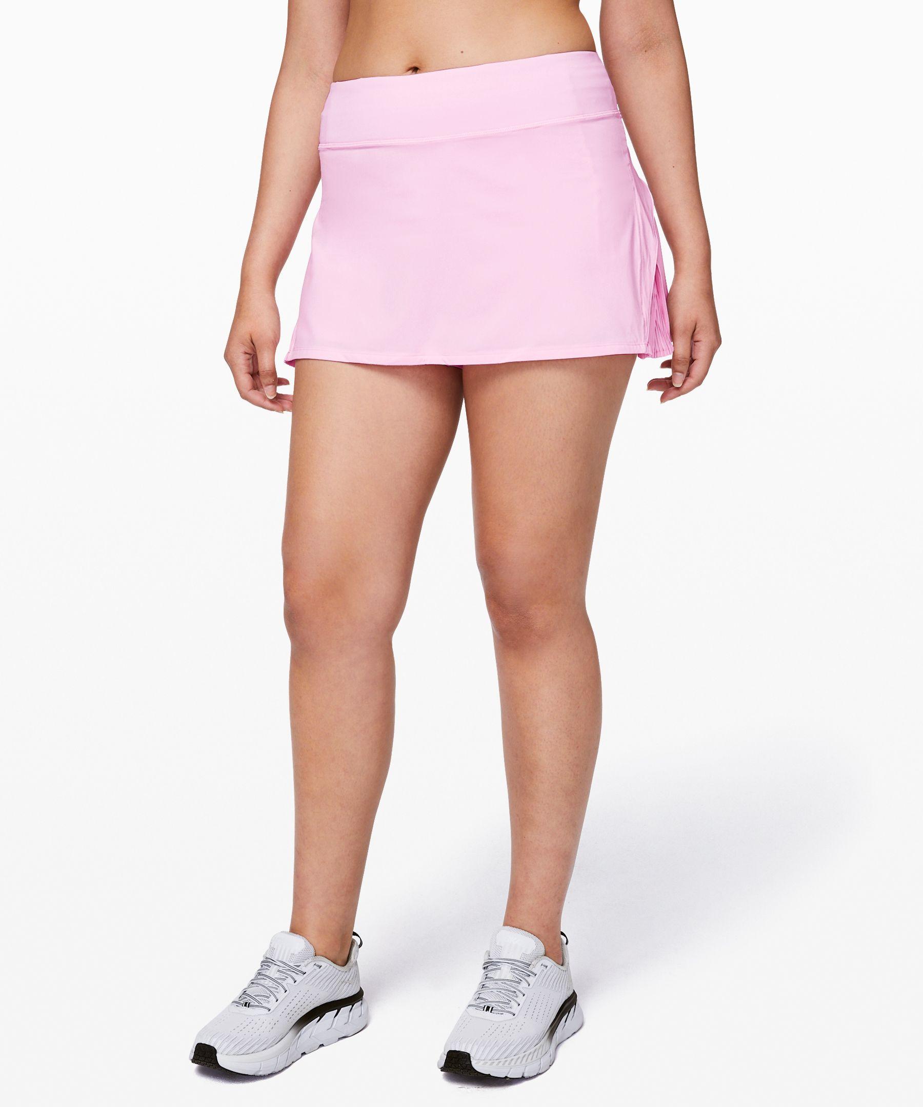c71c11b745 Play Off The Pleats Skirt *13