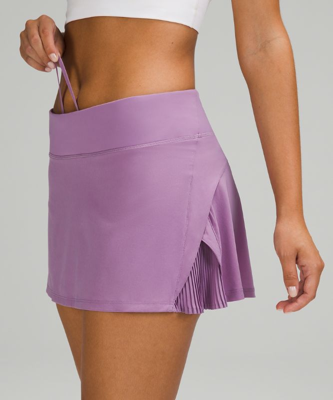 Jupe Play Off The Pleats