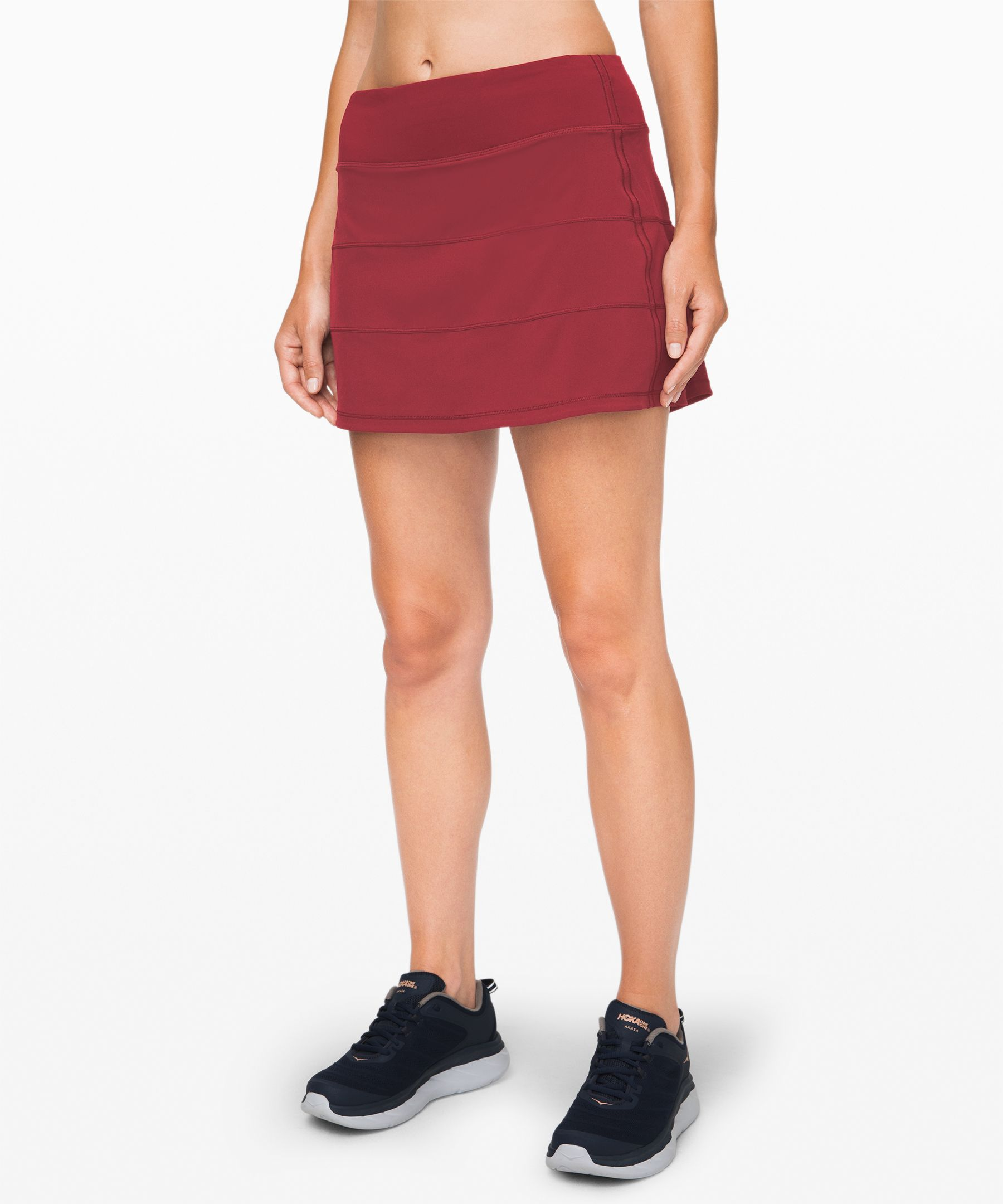 """Lululemon PACE RIVAL SKIRT (TALL) *4-WAY STRETCH 15"""""""