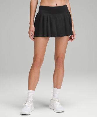 "Pleat to Street Skirt 13"""