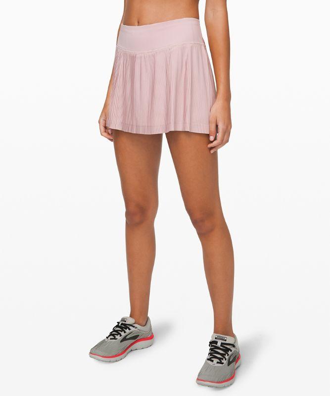 Pleat to Street Skirt