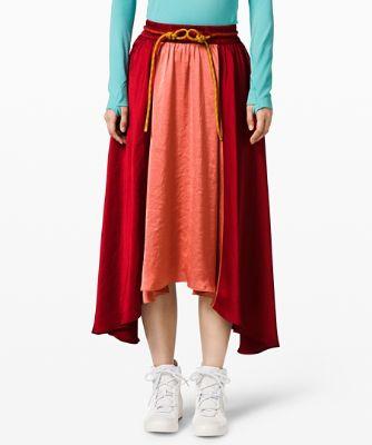 Face Forward Skirt
