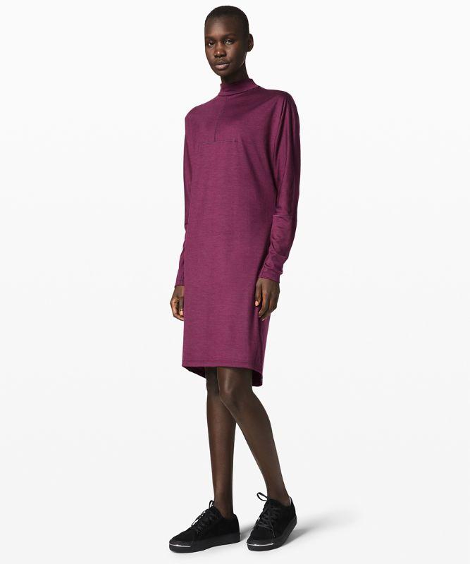 Vindur Dress Wool *lululemon lab