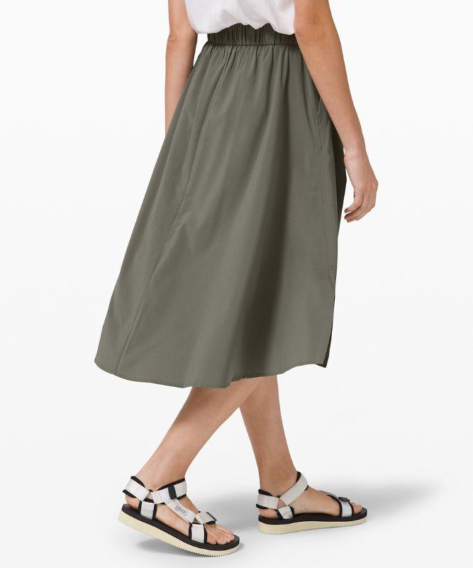 Time to Flounce Skirt