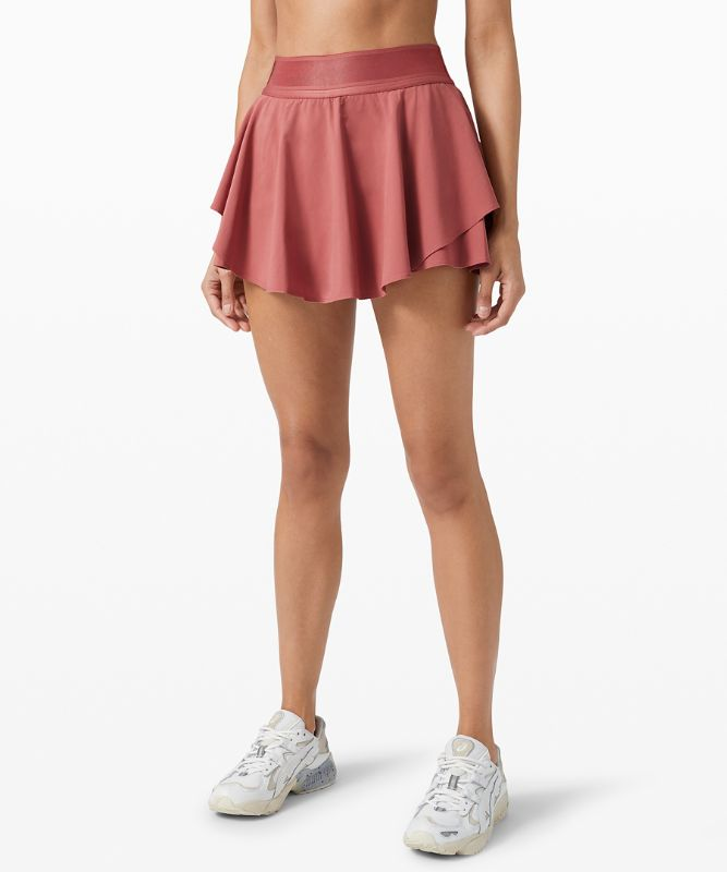 Court Rival High Rise Skirt
