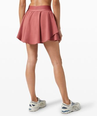 Court Rival High Rise Skirt Tall *Online Only