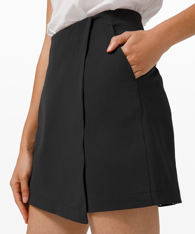 Seek New Sites Skort 6""