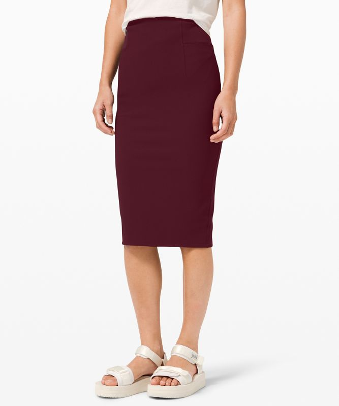 A New Route Skirt