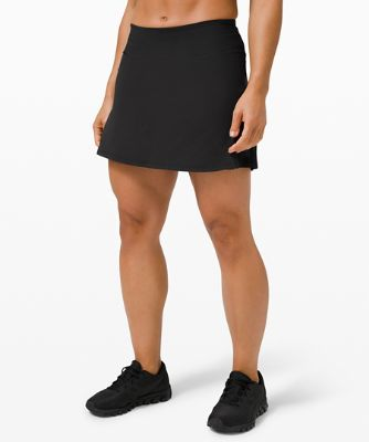 Pleated Lined Tennis Skirt