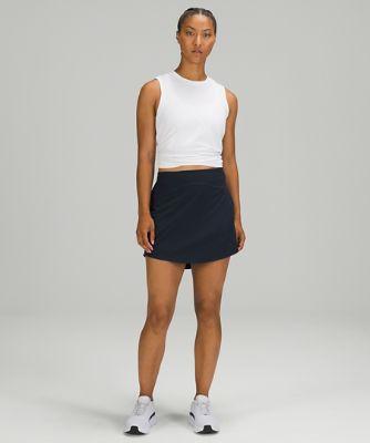 Essential High-Rise Running Skirt *Long