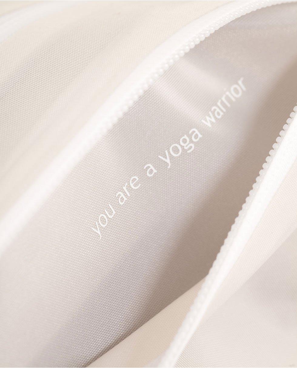 Namaste Yoga Tote*Bonded