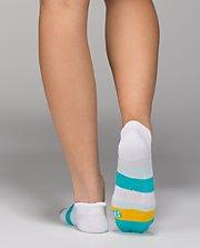 W Ultimate No Show Run Sock