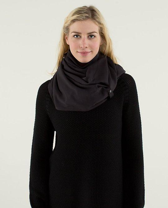 favorite Winter productsLululemon Vinyasa Scarf
