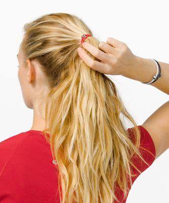 Élastiques à cheveux Glow On