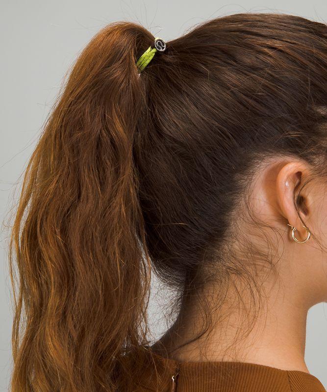 Glow On Hair Ties *3 Pack