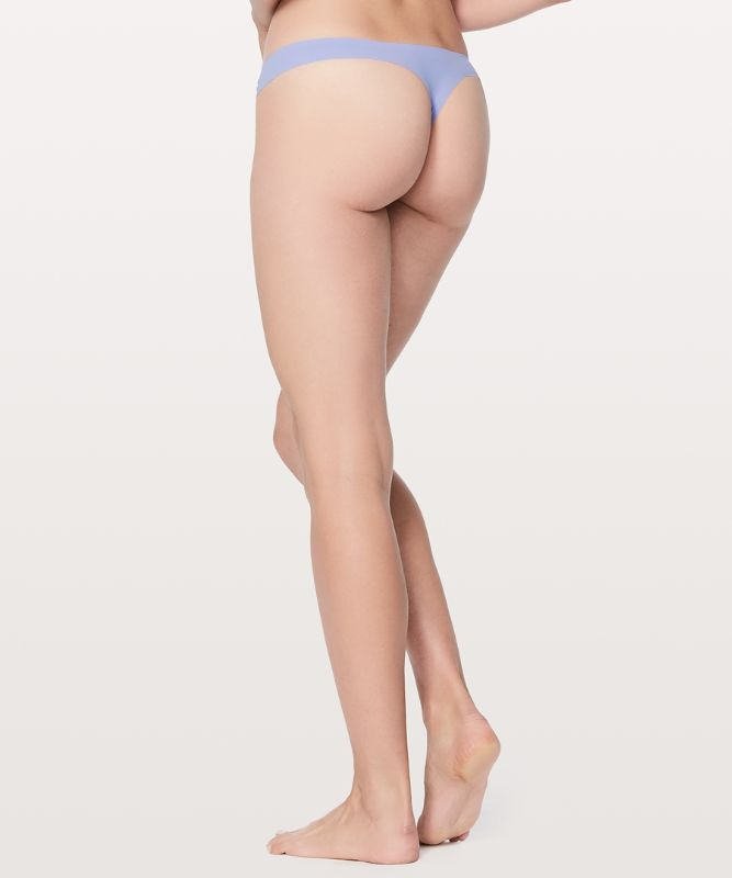 Smooth Seamless Thong