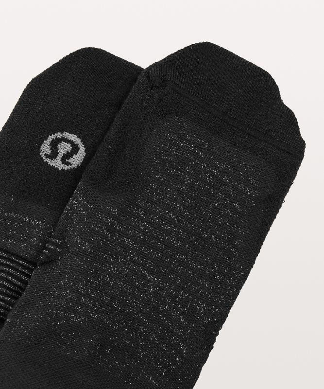 Speed Sock Silver