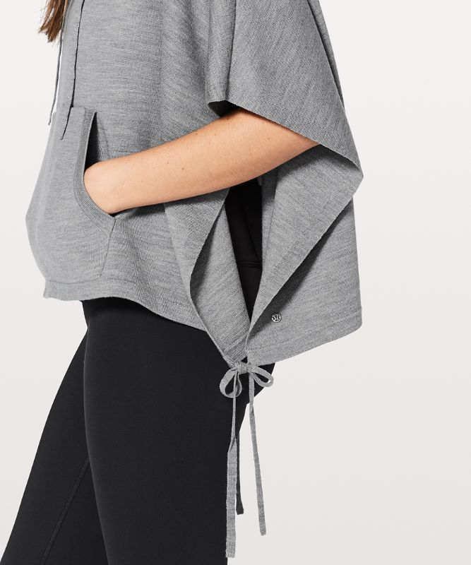 All in a Day Hooded Poncho