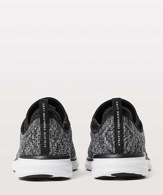 4d6cfead410 ... Black White Melange Women s TechLoom Phantom Shoe ...