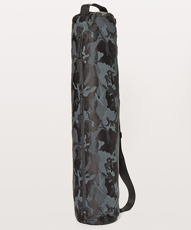 Jacquard Camo Cotton Obsidian/Black