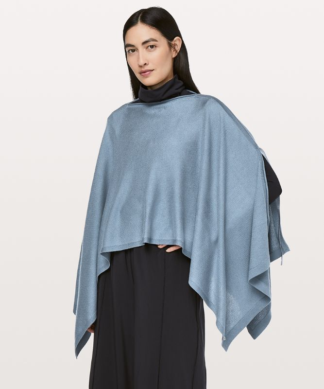 Heart's Compass Poncho
