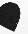 Twist Of Cozy Knit Beanie