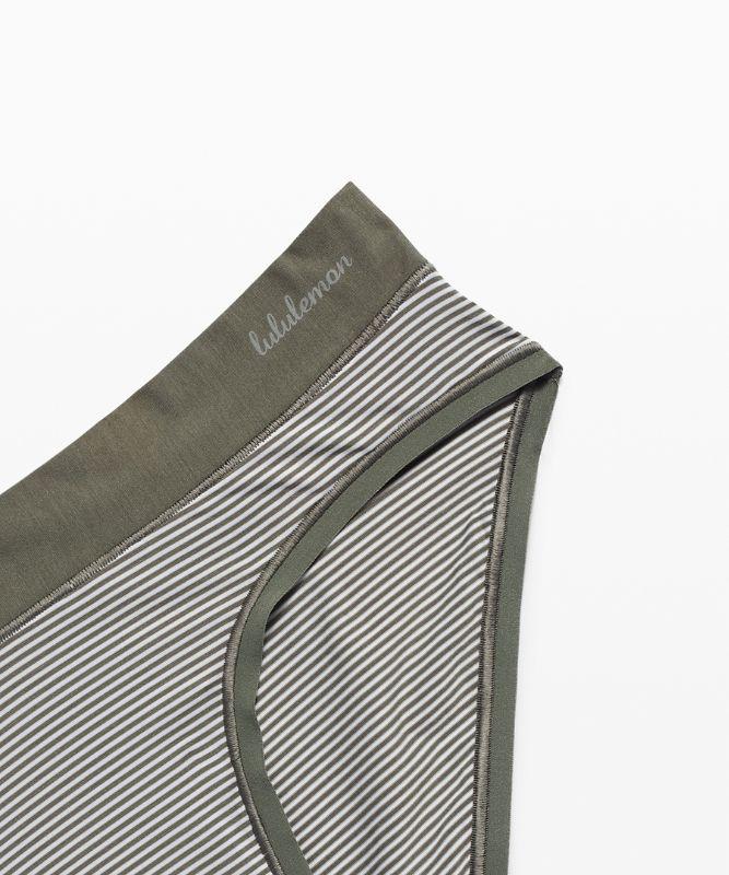 Soft Breathable Bikini *Stripe