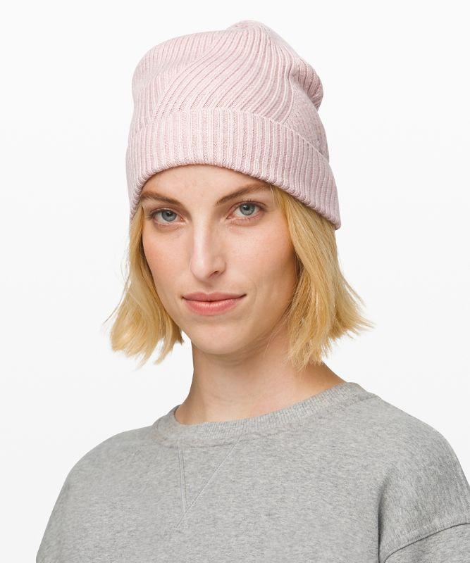 Twist Of Cozy Knit Beanie