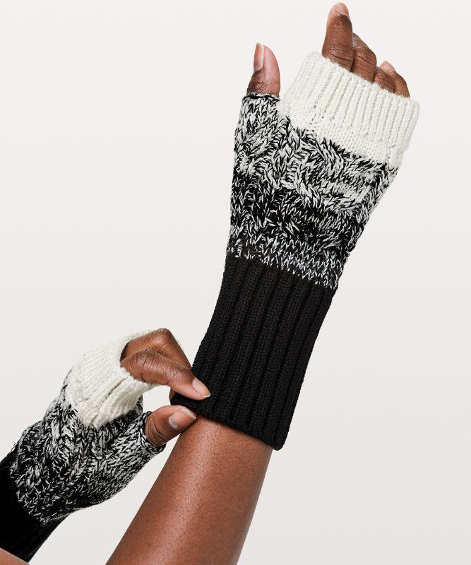 Twisted Bliss Fingerless Glove