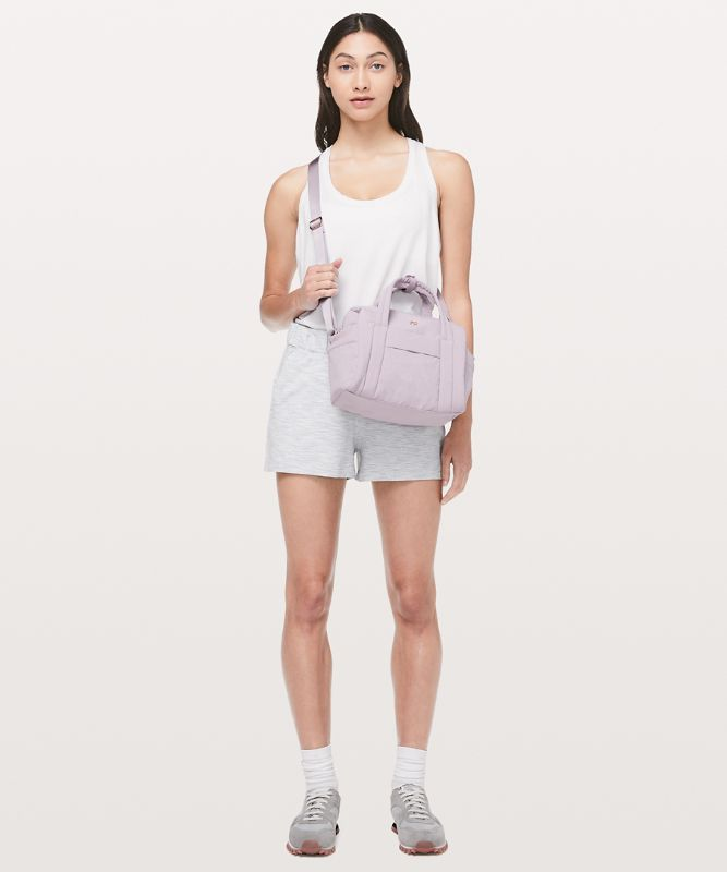 On My Level Barrel Bag *Mini 7L