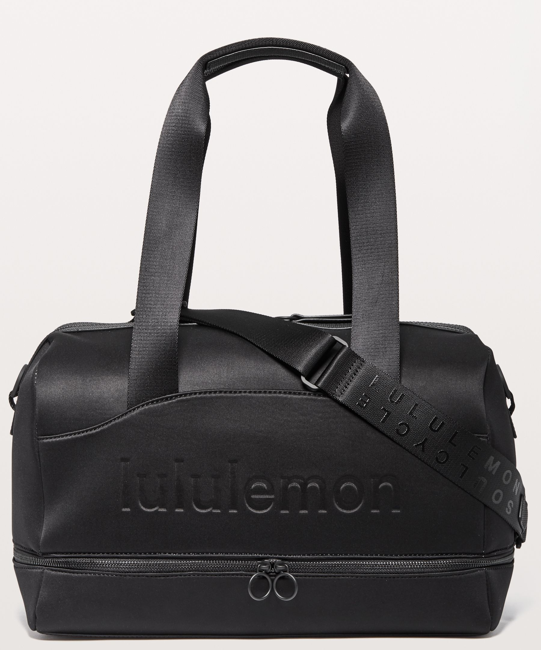 To The Beat Duffel Lululemon X Soul Cycle New by Lululemon