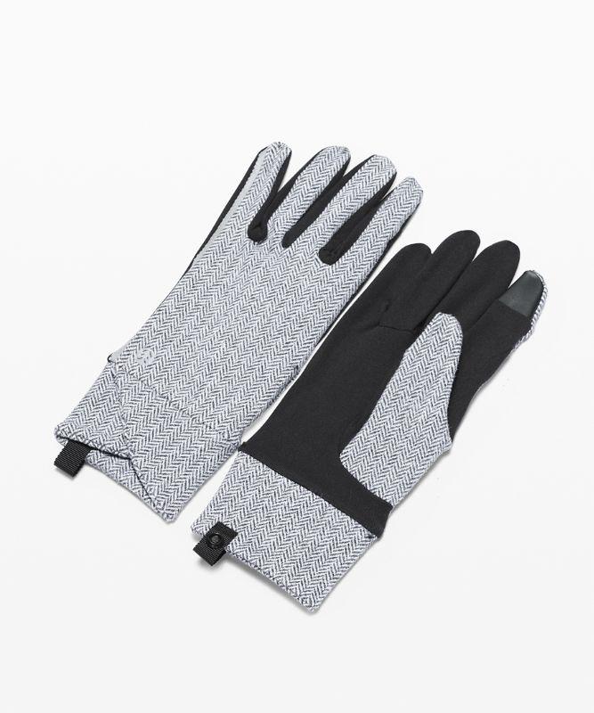 Cross Chill Run Gloves