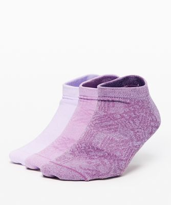 Chaussettes On The Fly 3paires