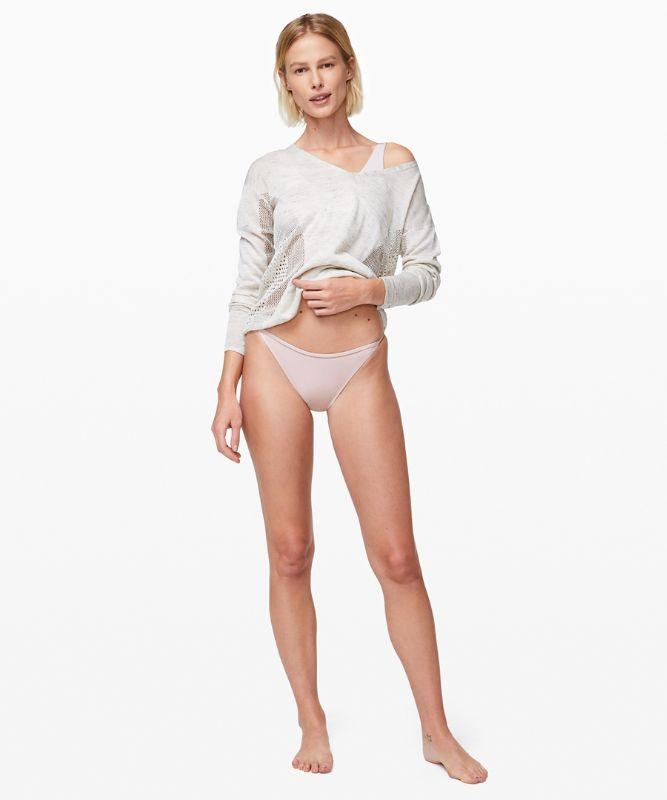 Culotte bikini audacieuse Simply There