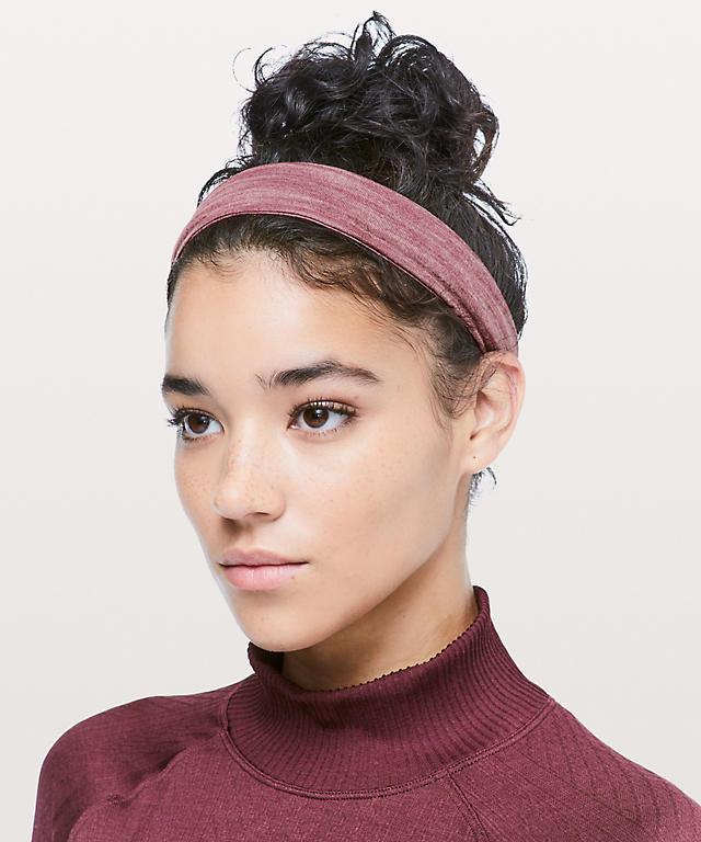 Fringe Fighter Headband Womens Yoga Headbands Lululemon Athletica