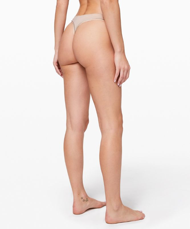Truly Tranquil Thong