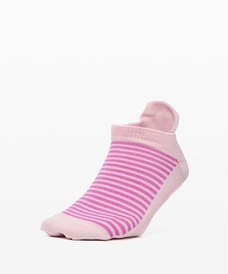 Light Speed Sock *Silver