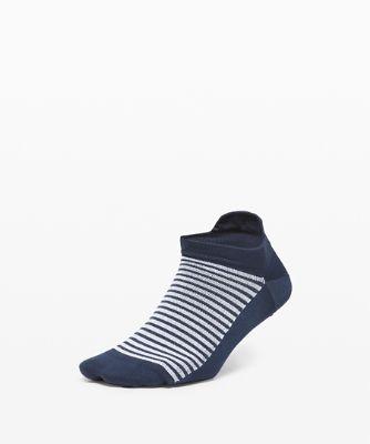 Light Speed Sock *Silver