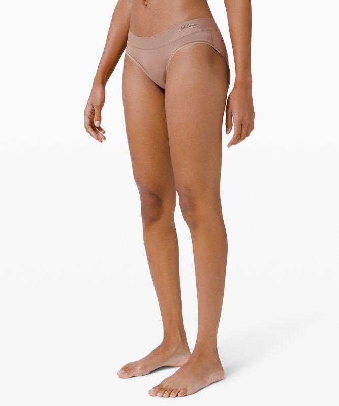 Weicher, atmungsaktiver Bikini *3er-Packung