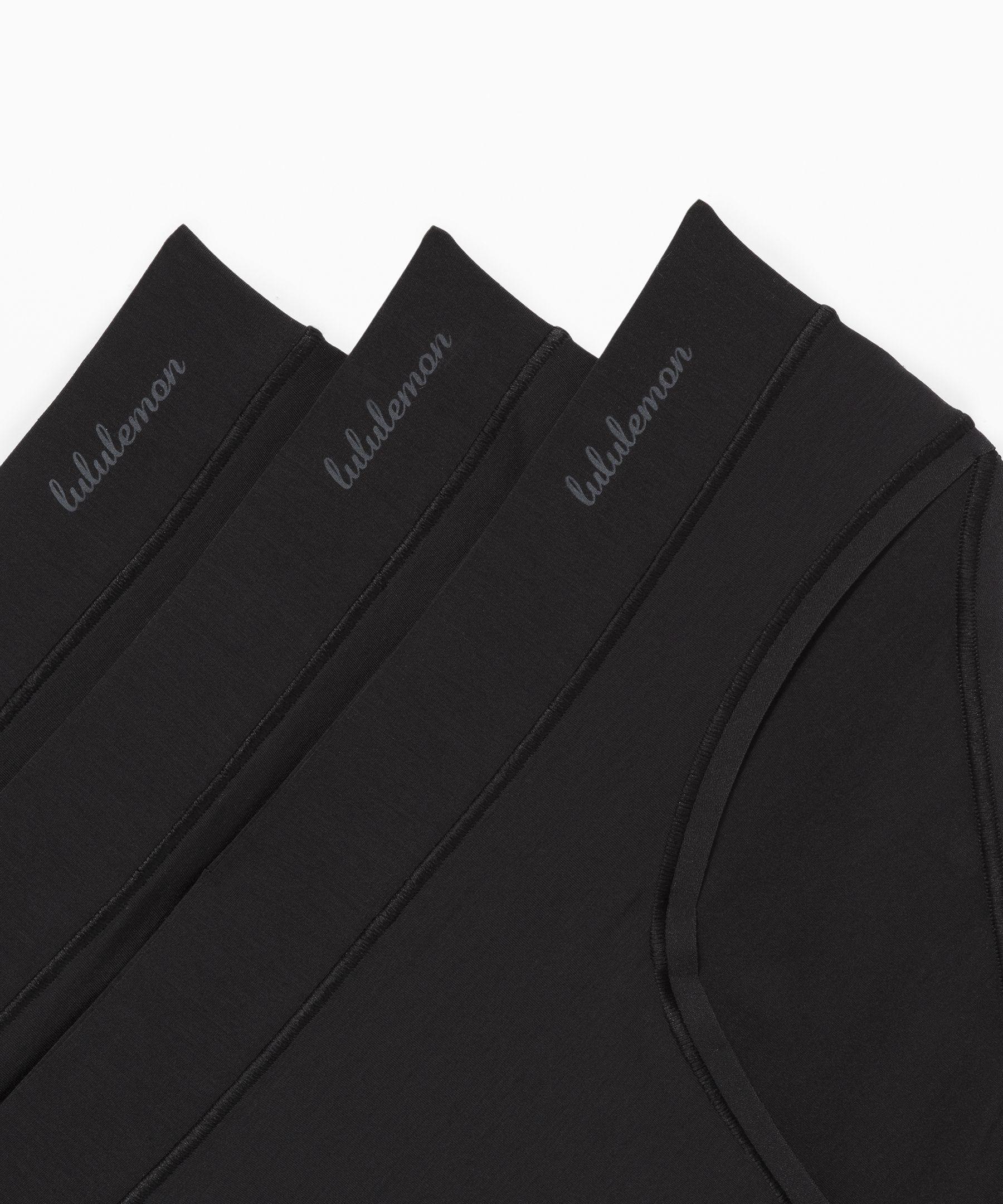 Soft Breathable Bikini 3 Pack
